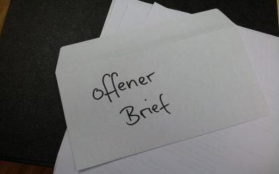 10.02. | Offener Brief betroffener Anwohner an den Gemeinderat